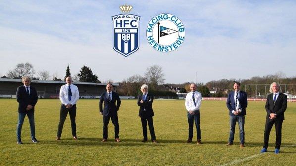 Koninklijke HFC en RCH gaan samenwerken