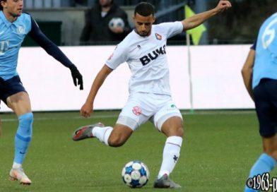 Redouan El Yaakoubi vertrekt transfervrij naar Excelsior